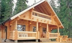 Деревянные дома в Симферополе