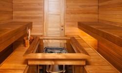 Деревянные бани в Симферополе