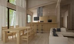 Клееный брус для производства мебели